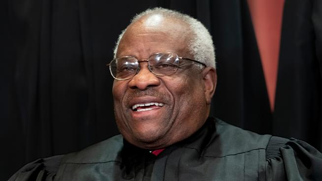 Ethan Bearman Show: Justice Clarence Thomas v. The First Amendment