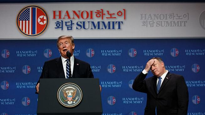 Ronn Owens Report: Trump Walks away from Hanoi Summit with No Deal