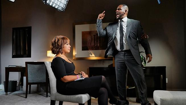 R. Kelly's Explosive Interview with Gayle King