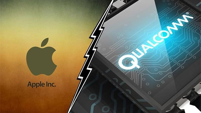 Techonomics: Apple, Qualcomm Continue Battle Over Royalties