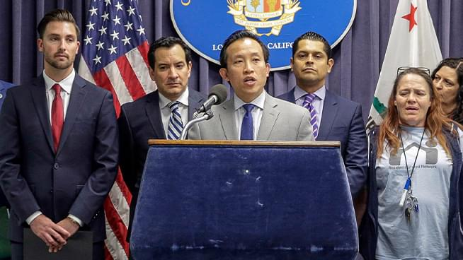The Mark Thompson Show: Assemblymember David Chiu's Towing Reform Bill