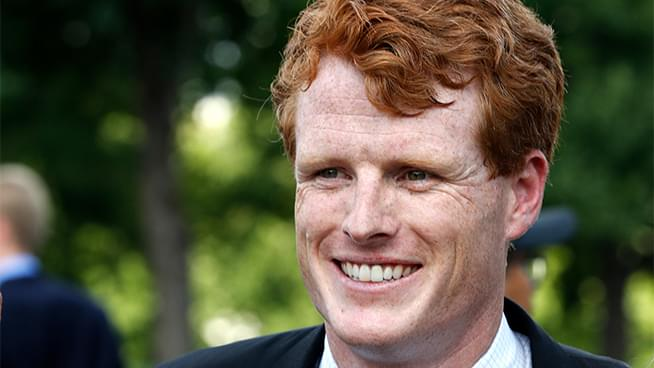 The Mark Thompson Show: Rep. Joe Kennedy joins Mark