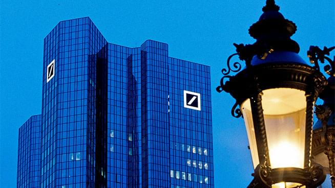 The Mark Thompson Show: Inside Trump's Relationship with Deutsche Bank