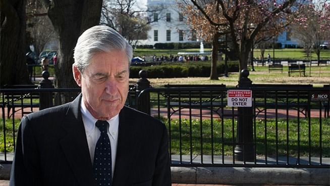 The Mark Thompson Show: The Latest on the Mueller Report