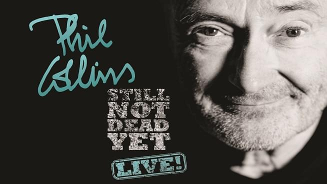 October 17: Phil Collins