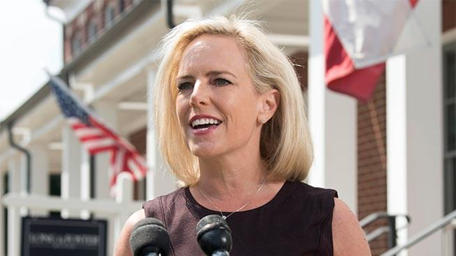 Ronn Owens Report: Kirstjen Nielsen Resigns as Secretary of Homeland Security