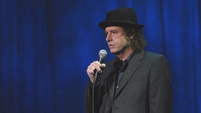 Chip & Nikki: Talking with Steven Wright