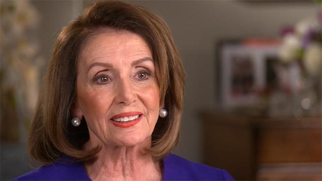 "Ronn Owens Report: Insight on Nancy Pelosi's Interview on ""60 Minutes"""