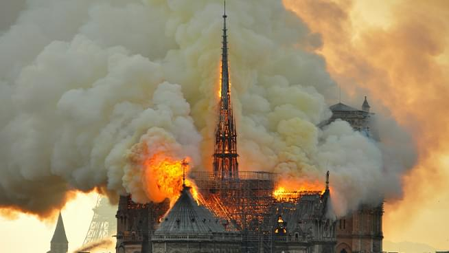 Ronn Owens Report: The Aftermath of the Devastating Notre Dame Fire