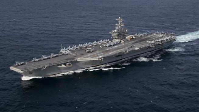 Armstrong & Getty: US Sends Aircraft Carrier to Persian Gulf with Mike Lyons