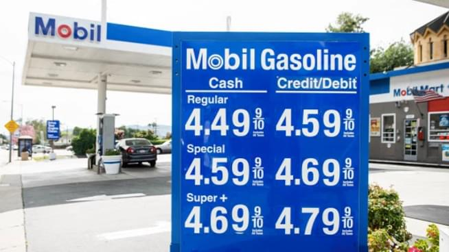 California's Extremely High Gas Prices with Consumer Watchdog
