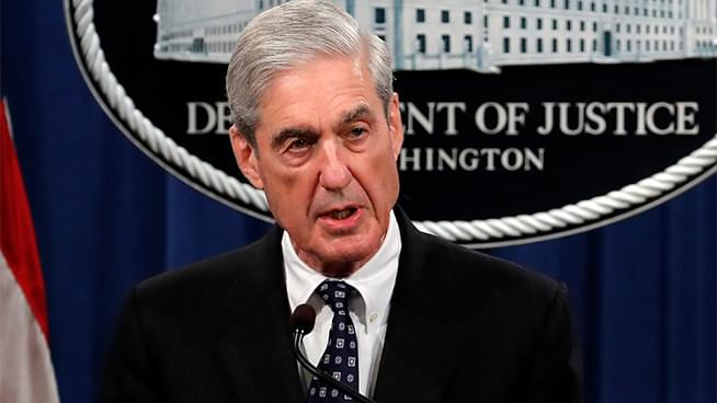 Ronn Owens Report: Analyzing Robert Mueller's Comments on his Own Report