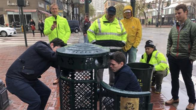 Using Artificial Intelligence to Clean Up San Francisco Streets