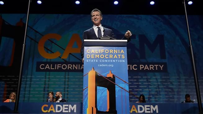 Ronn Owens Report: The California Democratic State Convention with Carla Marinucci