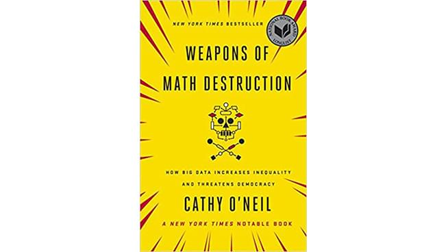 Weapons of Math Destruction with Cathy O'Neill