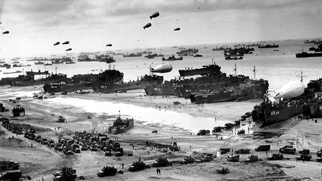 The History of D-Day with Kenneth C. Davis