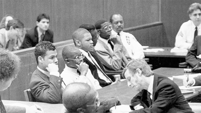 Remembering the Case of the Central Park Five