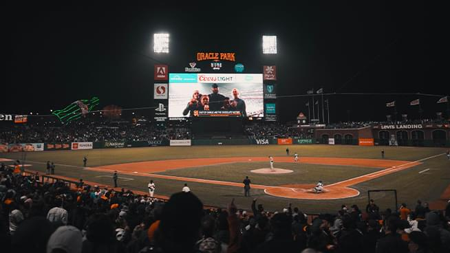 Summer with the San Francisco Giants