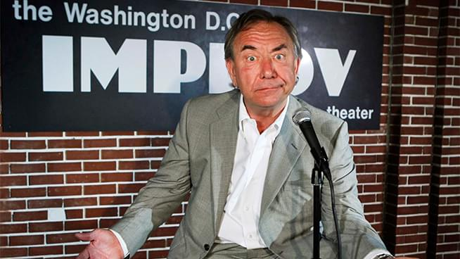 Conversation with Comedian Will Durst
