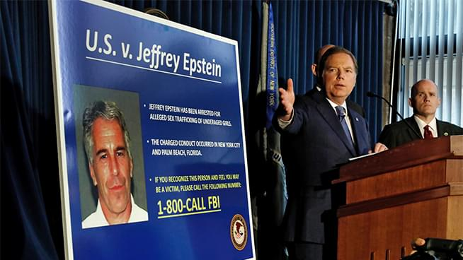 Why Do Men of Power Get Away With Misconduct for So Long? Jeffrey Epstein Arrested on Sexual Trafficking Charges