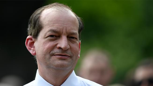 Alexander Acosta Called to Resign