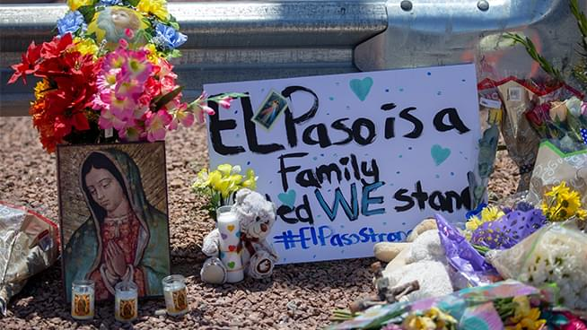 The Mark Thompson Show: The Weekend's Tragic Shootings