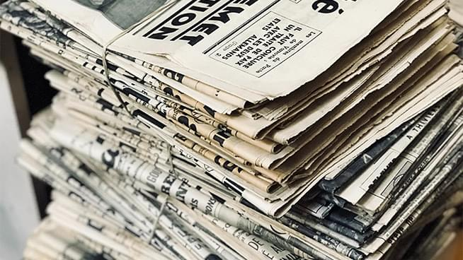 Ronn Owens Report: The Future of Newspapers with San Francisco Chronicle EIC Audrey Cooper