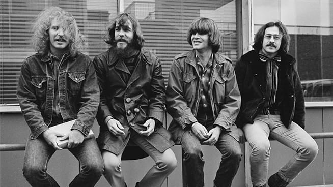 The Mark Thompson Show: Revisting Woodstock with Creedence Clearwater Revival