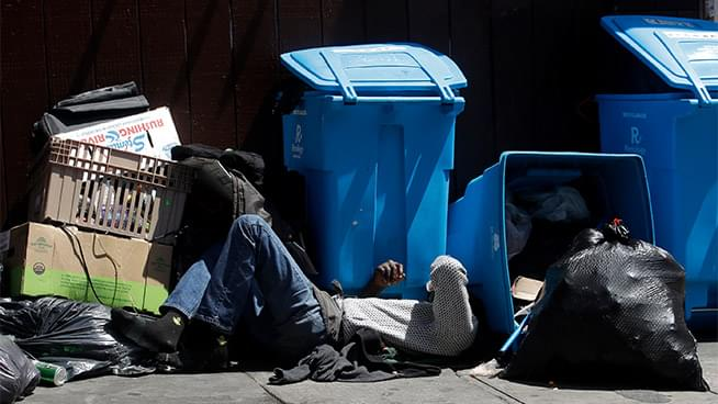 The Pat Thurston Show: Why Isn't San Francisco Doing More to Stop the Homeless Crisis?