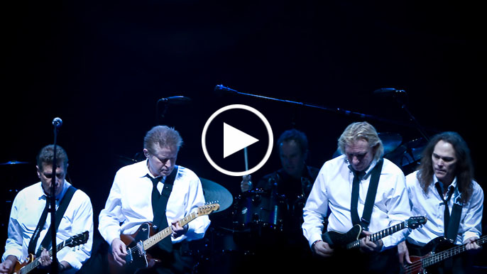 Yesterday's News Today: The Eagles pay tribute to Glenn Frey