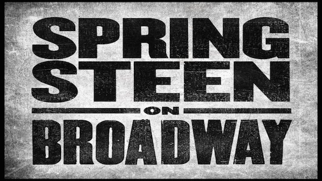 Bruce Springsteen takes his talents to Broadway