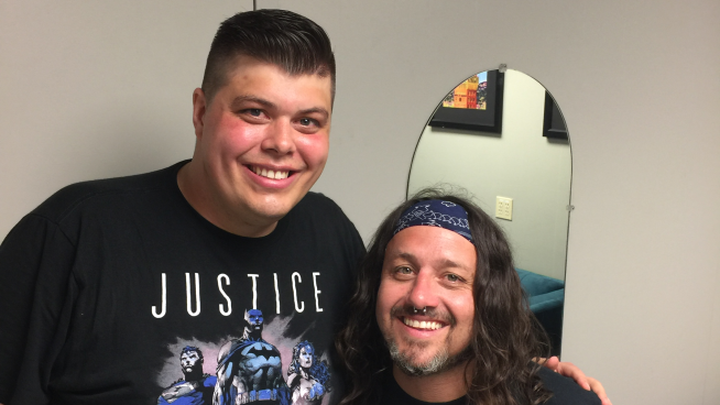 Watch Baby Huey's Interview With Tony Foresta From Municipal Waste