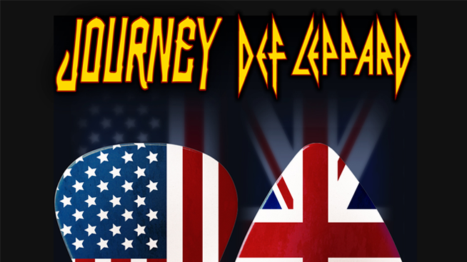 September 21: Journey and Def Leppard
