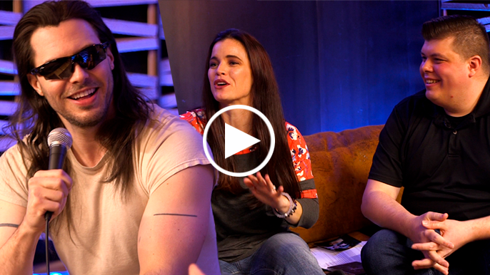 On the Couch with Andrew W.K.