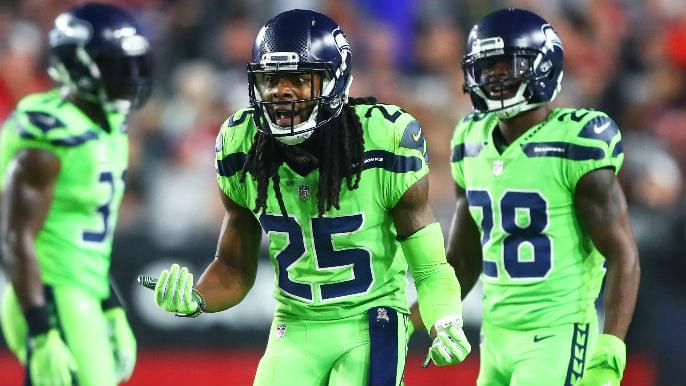 Richard Sherman on decision to join 49ers: 'I'm vengeful in that way'