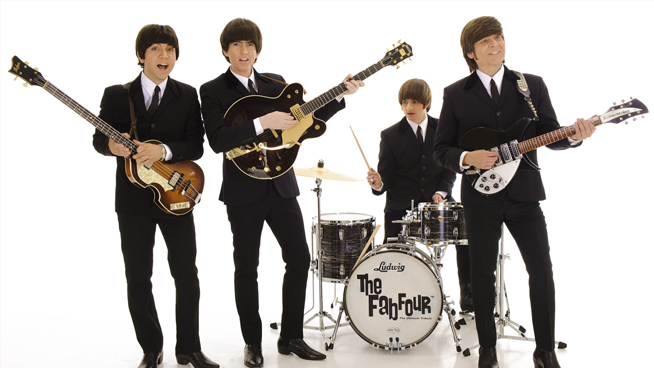 August 17: The Fab Four The Ultimate Tribute