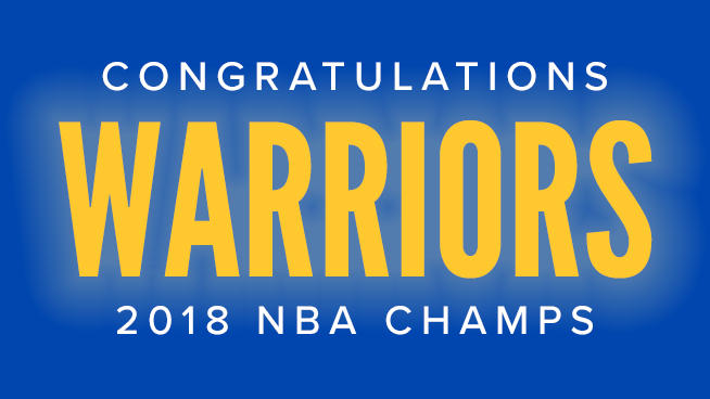 Birth of a Dynasty: Warriors blow out Cavaliers to win third title in four years