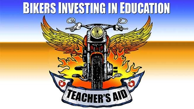 PHOTOS: Bikers Investing In Education – 4.22.18