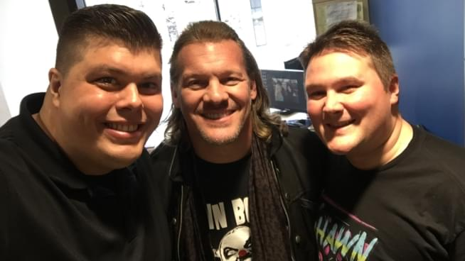 Chris Jericho talks about neXt2rock, Fozzy's success with Judas, his friendship with Vinnie Paul, the Jericho Cruise and New Japan Pro Wrestling