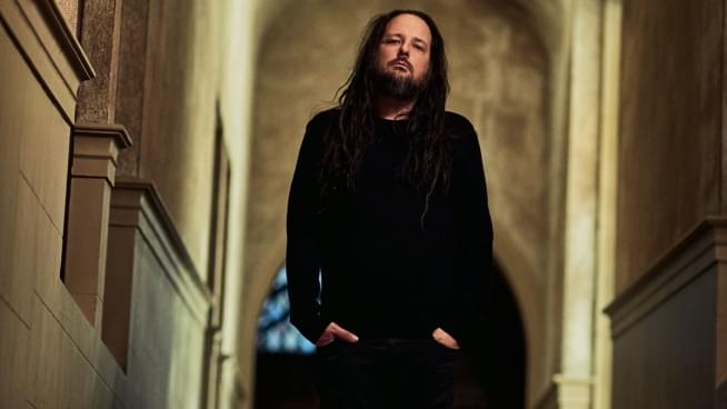Jonathan Davis talks about neXt2rock, Korn celebrating 20 years of Follow The Leader's release and his debut solo album Black Labyrinth