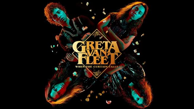 New Greta Van Fleet Music Video For When The Curtain Falls