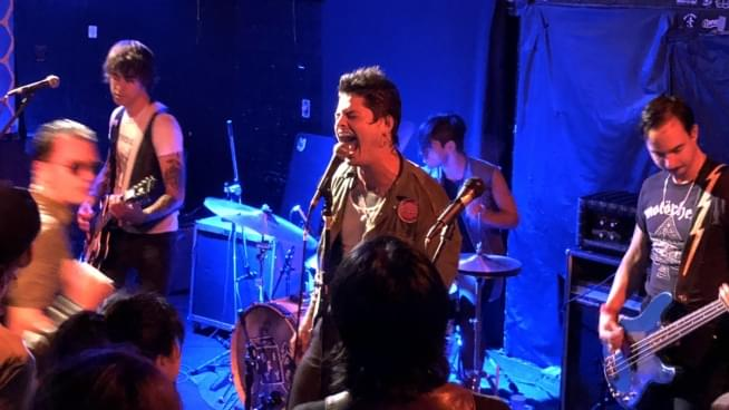 Wyldlife Live at The Stork Club in Oakland 07-10-18