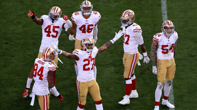 49ers secondary