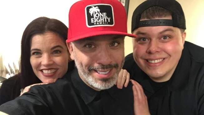 Jo Koy talks about his Break The Mold Tour, interacting with his audience, dealing with hecklers and how he wants his success to inspire others