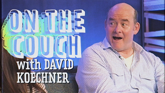 David Koechner talks possibility of Anchorman 3