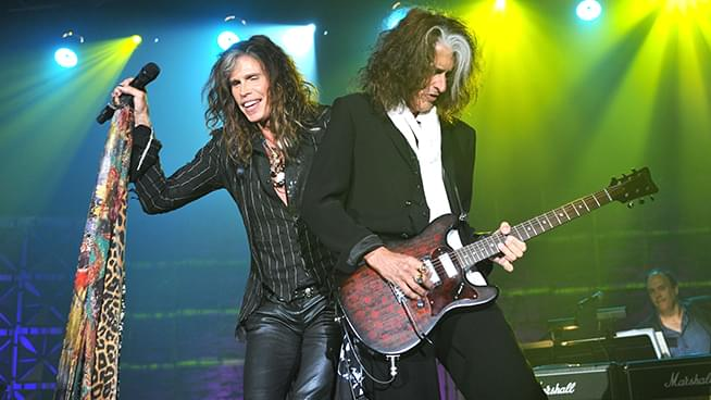 Watch Aerosmith On The Tonight Show Starring Jimmy Fallon