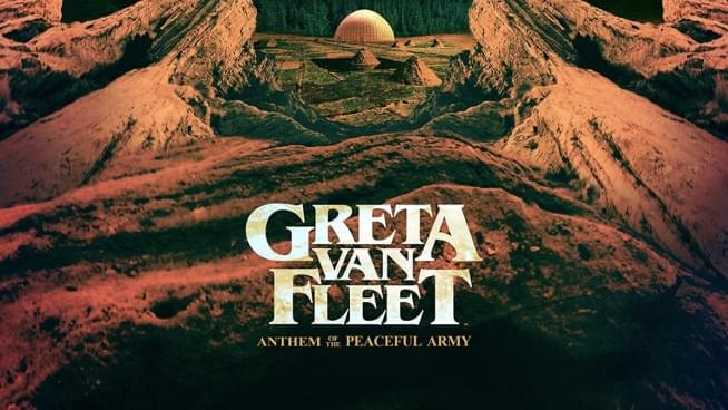 "Listen To Greta Van Fleet's New Song ""Lover, Leaver"""