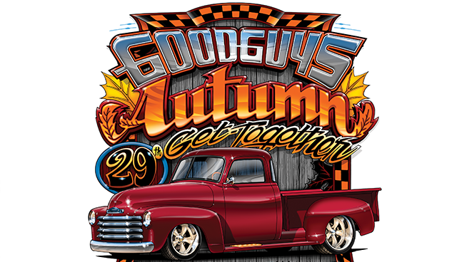 November 10-11: Goodguys 29th fuelcurve.com Autumn Get-Together