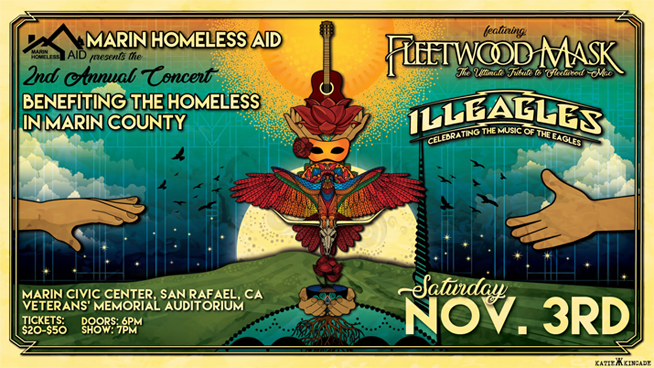 November 3: Fleetwood Mask & Illeagles