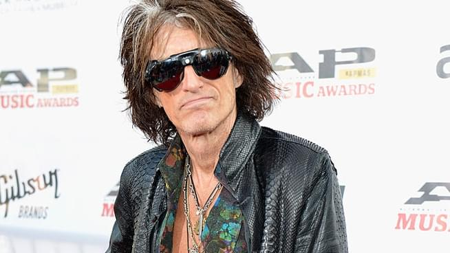 Joe Perry Talks Reasons For Going Solo With Release Of New Single